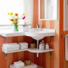 Baños pequeños, cómo ganar espacio