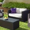Sofás para el jardín o la terraza | ideas para escoger