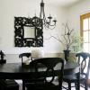 Muebles en negro | ¿color de las paredes?