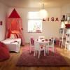 Iluminación de un dormitorio infantil