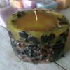 Velas con aroma a café