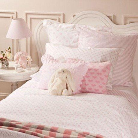 Zara home kids ideas para habitaciones infantiles y - Juego de cojines para cama ...