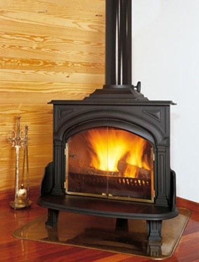 Las mejores estufas y chimeneas blogdecoraciones for Estufas a lena rusticas