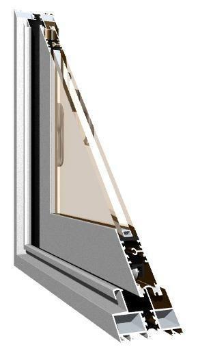 Ventanas de aluminio informaci n y precios blogdecoraciones - Ventanas pvc o aluminio puente termico ...
