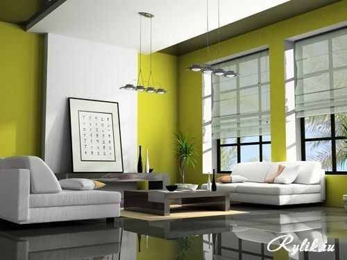 Decoracion de salones modernos - Colores salones modernos ...