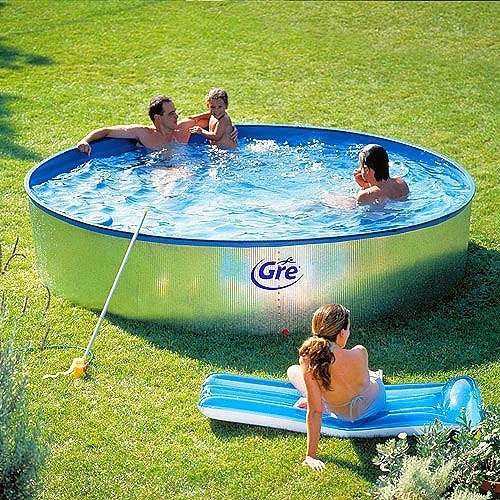 Piscinas desmontables blogdecoraciones for Piscinas desmontables enterradas