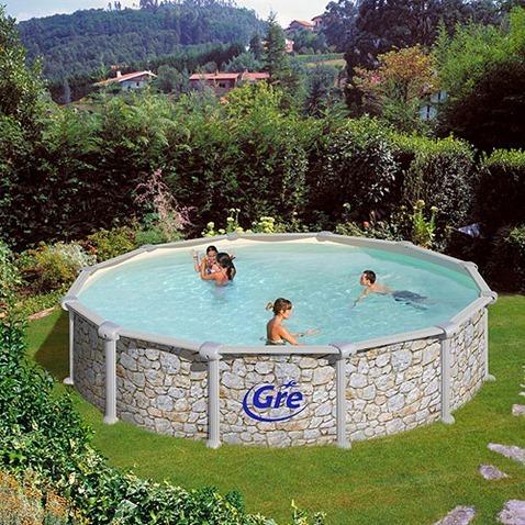 Piscinas desmontables blogdecoraciones for Filtro piscina carrefour