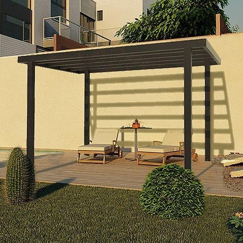 Pergolas de madera blogdecoraciones - Precio pergola madera ...