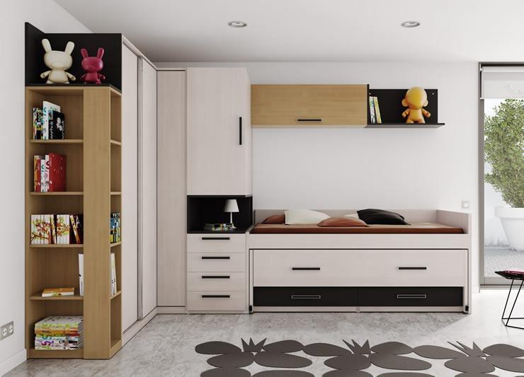 Dormitorios juvenil ikea for Habitaciones juveniles completas baratas