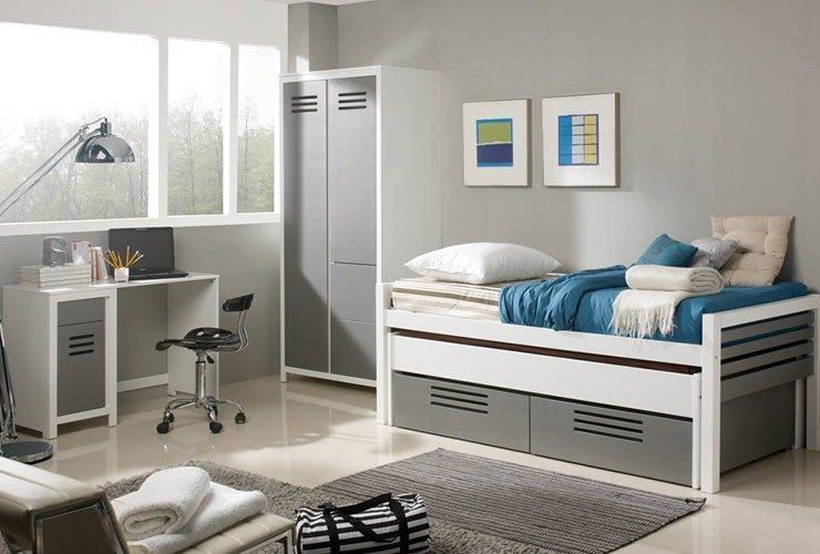 Cat logos de dormitorios juveniles gratis blogdecoraciones for Cuarto azul con gris