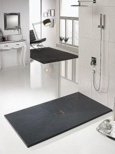 Platos de ducha de pizarra ventajas