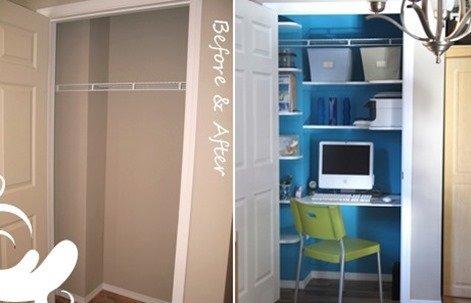 Oficinas para casas pequeñas
