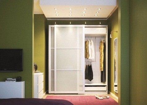 Los armarios pax de ikea blogdecoraciones - Vestir armarios por dentro ...