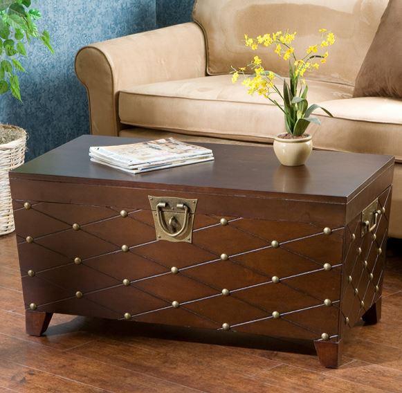 Arcones y ba les para decorar blogdecoraciones - Baules baratos madera ...
