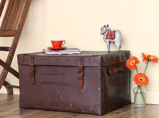 Arcones y ba les para decorar blogdecoraciones - Baules para exterior ...