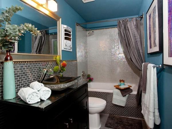 Baños pequeños como ganar espacio