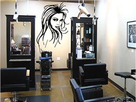 Decorar la peluquería