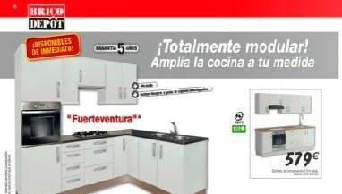 Cocinas brico depot blogdecoraciones - Armario despensero bricomart ...