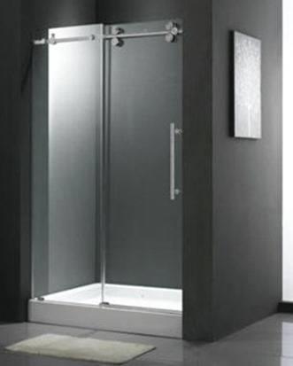 Puertas de cristal templado de seguridad blogdecoraciones for Herrajes puertas cristal