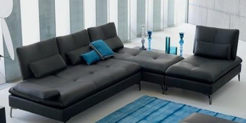 Sofás modernos de Roche Bobois
