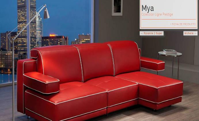 Catálogo de sofás Divatto 2015-2