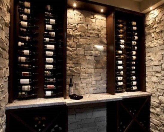 La cava en casa blogdecoraciones - Cavas de vino para casa ...