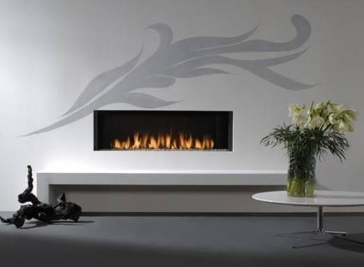 Chimeneas de gas ventajas e inconvenientes blogdecoraciones - Chimenea de gas natural ...