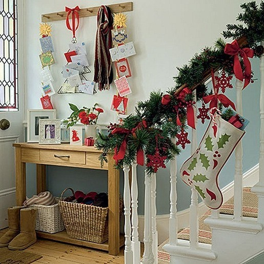 Decorar El Balcon En Navidad.5 Ideas Baratas Decoracion De Navidad Blogdecoraciones Com