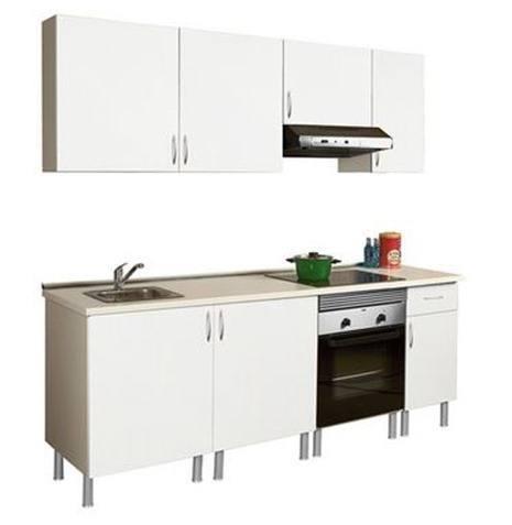 Cocinas baratas en Leroy Merlin modelo Basic 2015