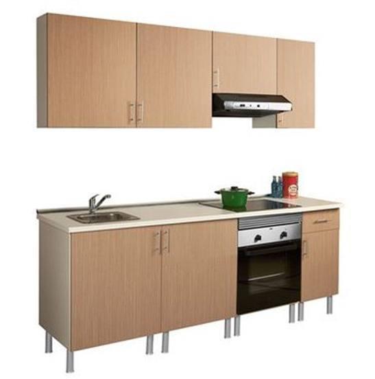 Cocinas baratas en leroy merlin modelo basic for Precio modulos cocina