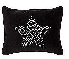 Cojin.negro.estrella