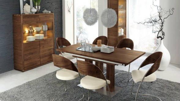 Fotos de comedores modernos blogdecoraciones for Imagenes de comedores de madera