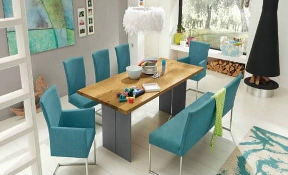 Fotos de comedores modernos blogdecoraciones for Muebles modernos para comedores pequenos