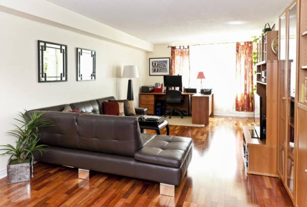 Cómo decorar un salón con poco dinero