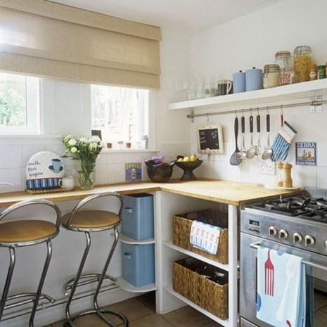 Decorar cocina pequeña - BlogDecoraciones.com