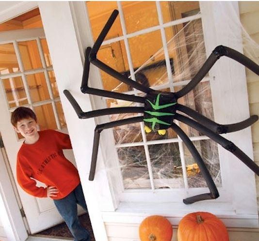 Decoraci n para halloween blogdecoraciones - Decoracion de halloween para casas ...