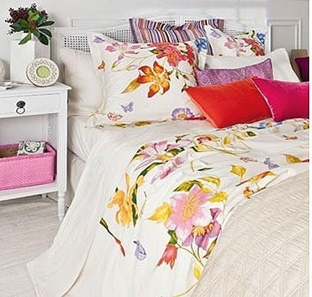 Decorar con cojines blogdecoraciones - Decorar cama con cojines ...