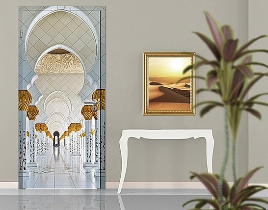 Fotomurales para puertas blogdecoraciones - Decorar con fotomurales ...