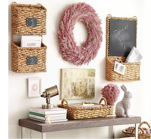 Ideas para decorar con flores artificiales 39