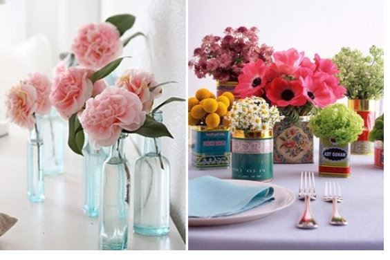 Ideas Para Decorar Con Flores Artificiales