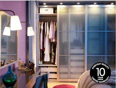 armarios Pax de Ikea