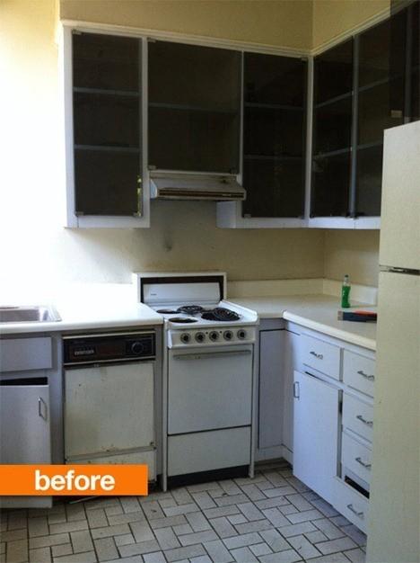 Cocinas | antes y después