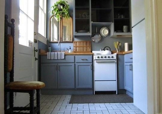 Cocinas antes y despu s blogdecoraciones - Muebles de cocina en forma de l ...