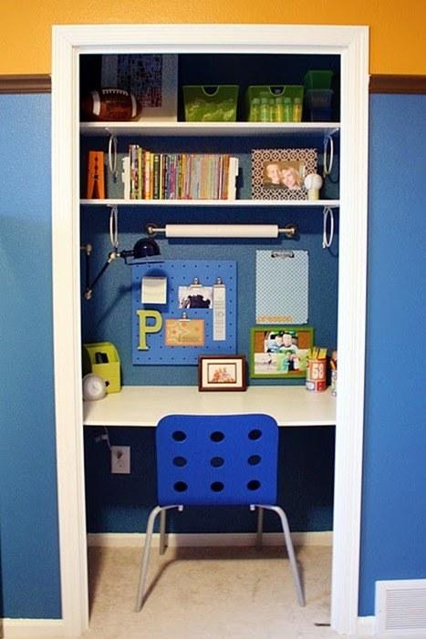 Escritorio para habitaciones niños