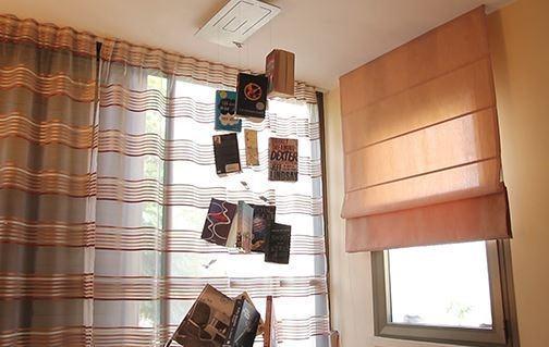 libreria de diseño para pisos pequeños-Kiril Gitman