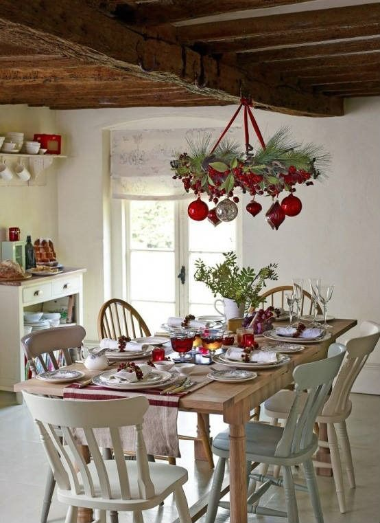 Decoraci n de l mparas para navidad blogdecoraciones - Lamparas de decoracion ...