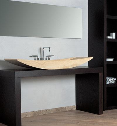 Muebles para lavabos con pedestal blogdecoraciones for Bajo lavabo de obra