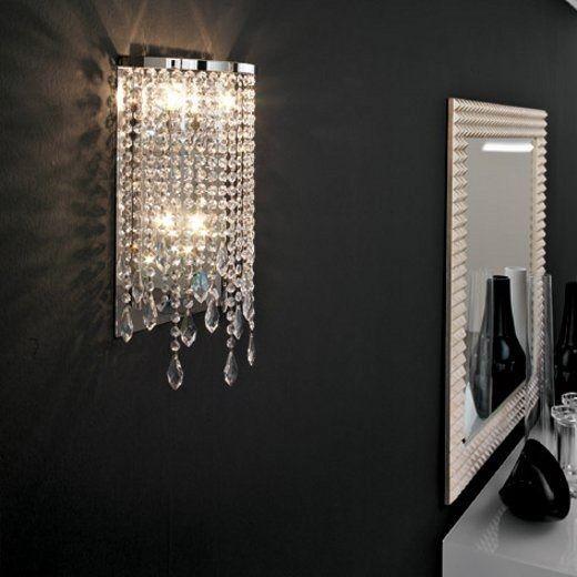 Apliques de pared decorar con luz blogdecoraciones - Apliques de pared de diseno ...