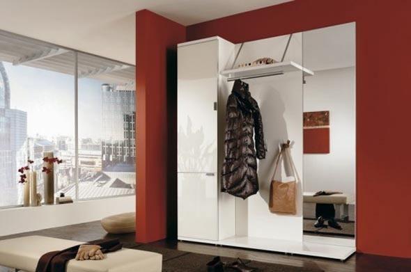 Muebles para el recibidor blogdecoraciones - Recibidor con armario ...