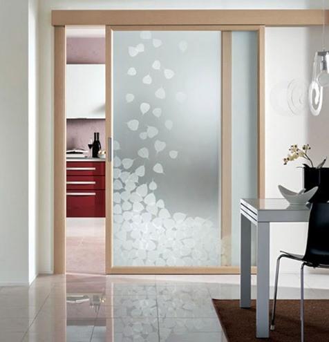 Puertas de cristal templado de seguridad blogdecoraciones - Puertas correderas bricomart ...